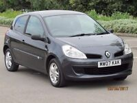 CLIO 2007 EXTREME 1.5 DCI 58k NEW MOT £30 A YEAR TAX PART HISTORY FACELIFT MODEL STUNNING CONDITION