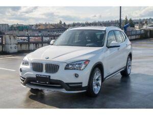 2015 BMW X1 Clean Low KM SUV, Navi, Leather, Langley