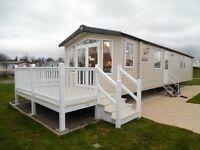 Seton Sands Deluxe Holiday Caravan sleeps 8 - vacancies including July and August