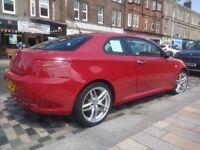 2009 Alpha Romeo GT Coupe 2 OJTS Cloverleaf