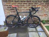 Scott Foil 20 Carbon Road Bike - Size XL/58 (Custom Build)