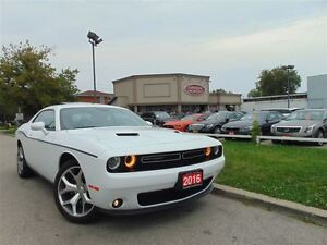 2016 Dodge Challenger SXT PLUS LEATHER ROOF-CAM