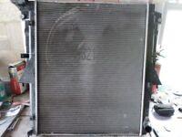 2016 mitsubishi l200 2.4 radiator