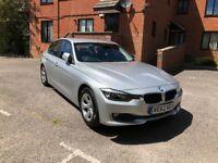 2012 BMW 320d Efficient Dynamics F30 Auto Diesel, Leather, NAV, Full BMW service history