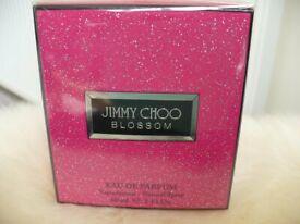 JIMMY CHOO BLOSSOM Eau De Parfum 60ml Vaporiser Natural Spray