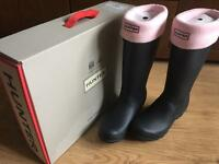 Genuine Hunter Wellies Size 5 New