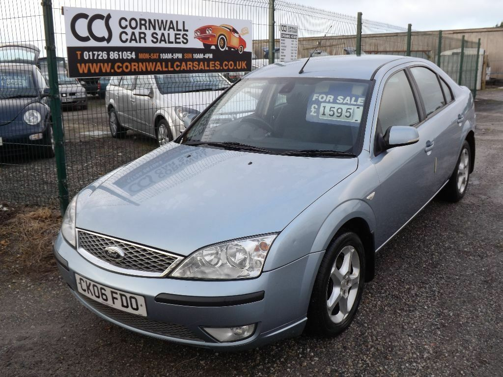 2006 ford mondeo 2 0 tdci edge in newquay cornwall. Black Bedroom Furniture Sets. Home Design Ideas