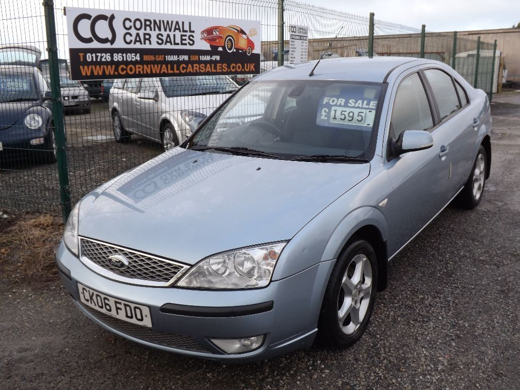 2006 ford mondeo 2 0 tdci edge in newquay cornwall gumtree. Black Bedroom Furniture Sets. Home Design Ideas