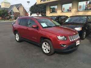 2014 JEEP COMPASS North- 4X4, POWER DOOR LOCKS & WINDOWS, KEYLES