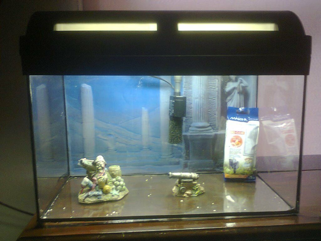 Marina style 35 fish tank buy sale and trade ads for Fish tank filter not working