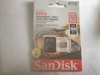 Sandisk ultra microSdhc 32 gb
