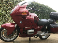 BMW R850 RTIC - A Quality Tourer at a bargain price!