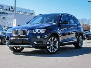 2016 BMW X3 xDrive28i Technology Premium Package