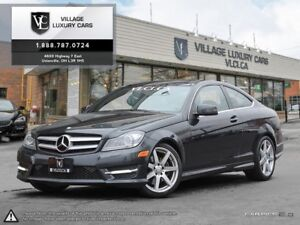 2013 Mercedes-Benz C-Class PREMIUM PKG | DRIVING ASSIST PKG |...