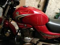 Ybr125 parts for sale