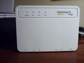 BT Openreach modem for sale