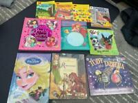 10 books for 5 pound