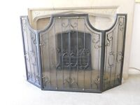 LARGE FIRE GUARD