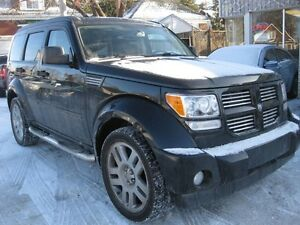 2010 Dodge Nitro SXT AWD, 4.0L SUV AC Sunroof