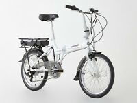 GREENWAY Folding electric bike, Samsung cell lithium battery LCD, PAS system £500