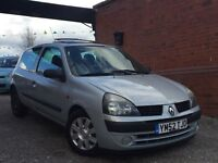 Renault Clio 1.4 16v Expression 3dr ONLY TWO KEEPERS FROM NEW