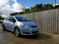 LATE 2009 TOYOTA AURIS 1.3 VVTI STOP START FINACE AVAILABLE