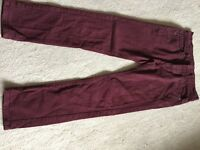 Boys trousers age 14