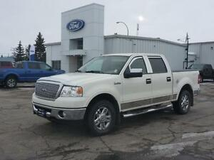 2008 Ford F-150 Lariat GREAT SHAPE!! PST PAID!!