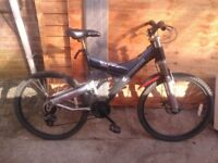Mens Mountain Bike (Work Needed) Shockwave XT900