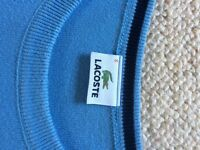 LACOSTE JUMPER SIZE 6