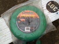 "Greentyre 14"" puncture proof wheelbarrow wheel - buyer collects - no offers"