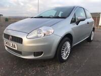 Fiat Grande Punto excellent condition only 64000 miles
