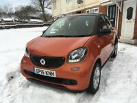 2015 Smart ForFour 1.0 5dr Passion