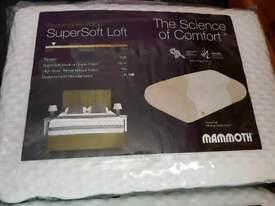 Mammoth Super Soft Loft Pillow **New**