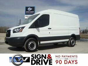 2016 Ford Transit Cargo Med Roof *Finance or Lease*