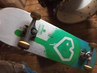 Blueprint Skateboard