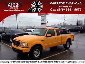 2008 Ford Ranger Sport 4X4 Very Nice Small Truck !!!!