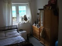 Lovely double room for rent in two bedroom flat
