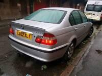 BMW e46 320d 150BHP xenon