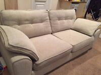 3 Seater DFS Sofa Excellent Condition