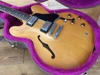 1982 Gibson ES-335 Blonde