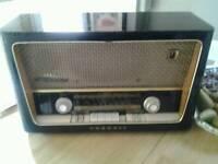 Vintage grundig 1958 radio