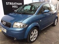 Audi A2 Fsi 5 Doors Full Service history Very good condition