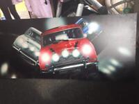 Italian job mini canvas