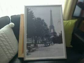 Lovely large paris picture