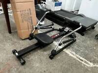 Body Sculpt Rowing Machine. Delivery Available