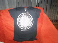 T-SHIRT- BRING ME THE HORIZON SEMPITERNAL LOGO T-SHIRT BRAND NEW WITH LABLELS