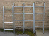 Sectional ladder