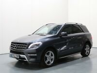 MERCEDES-BENZ, ML250 BLUETEC SPORTSpecial Edition SUV 5dr Diesel Automatic