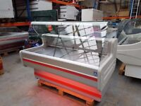 Serve Over Counter Display Fridge Meat Chiller 153cm (5 feet) ID:T2410